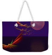 Night Wings Weekender Tote Bag