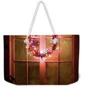 Night Wreath Weekender Tote Bag