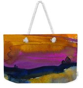 Nightfall 04 Weekender Tote Bag