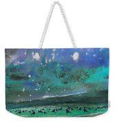 Nightfall 25 Weekender Tote Bag