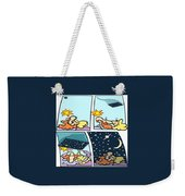 nightfall can be on in an INstant Weekender Tote Bag