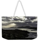 Nightfall Isle Of Harris Weekender Tote Bag