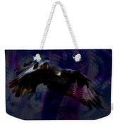 Nighthawk Weekender Tote Bag