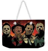 Nightmare Weekender Tote Bag