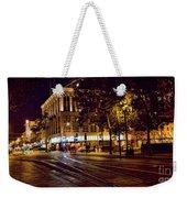 Nights, Lights Downtown Sj Weekender Tote Bag