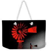 Nightwatch Weekender Tote Bag by Wendy J St Christopher