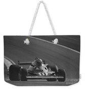 Niki Lauda. 1977 French Grand Prix Weekender Tote Bag