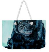 Nikki The Chow Weekender Tote Bag