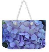 Nikko Blue Petals Weekender Tote Bag