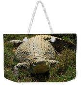 Nile Crocodile - Africa Weekender Tote Bag