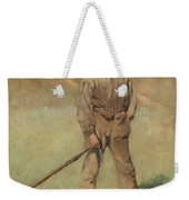 Nils Kreuger, 1858-1930, Young Boy, Scene From Holland. Executed In July-august 1883 Weekender Tote Bag