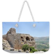 Nimrod Fortress National Park  Weekender Tote Bag