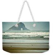 Ninety Mile Beach Weekender Tote Bag by Dave Bowman