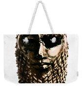 Nineveh: Bronze Head Weekender Tote Bag
