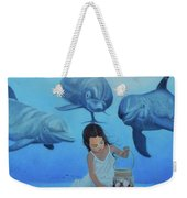 Ninia Del Mar Weekender Tote Bag