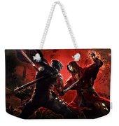Ninja Gaiden 3 Weekender Tote Bag
