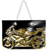 Ninja Motorcycle Collection Weekender Tote Bag