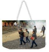 Nino Del Tambor - Ciudad Vieja Weekender Tote Bag