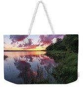 The Nip Sunset Weekender Tote Bag