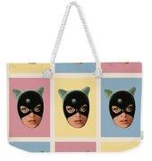 Nippon Kitty Weekender Tote Bag