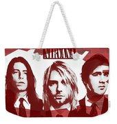 Nirvana Tribute Weekender Tote Bag