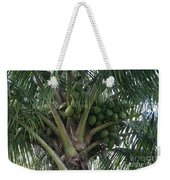 Niu Ola Hiki Coconut Palm Weekender Tote Bag