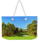 No. 8 Yellow - Jasmine 570 Yards Par 5 Weekender Tote Bag