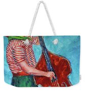 No Blues Today Weekender Tote Bag