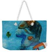 No Diving Weekender Tote Bag