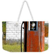 No Gas Today Weekender Tote Bag