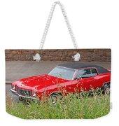 No Hiding Place - Monte Carlo Ss 1970 Weekender Tote Bag