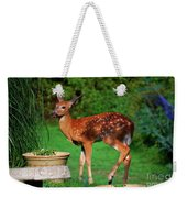 No I'm Not Bambi Weekender Tote Bag