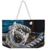 Ship Rope Weekender Tote Bag