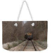 No Looking Back Weekender Tote Bag