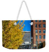 No One Occupying Wall Street Weekender Tote Bag