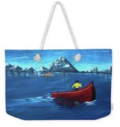 No Paddle Weekender Tote Bag