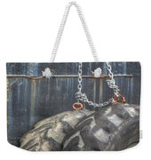 No Strings Attached Weekender Tote Bag