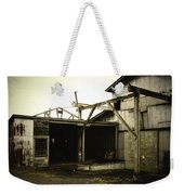 No Trespassing Weekender Tote Bag