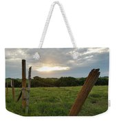 No Tresspassing Weekender Tote Bag