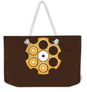 No019 My Deerhunter Minimal Movie Poster Weekender Tote Bag