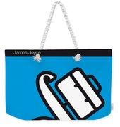 No021-my-ulysses-book-icon-poster Weekender Tote Bag