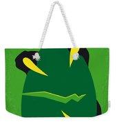 No047 My Jurassic Park Minimal Movie Poster Weekender Tote Bag