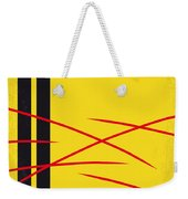 No049 My Kill Bill-part2 Minimal Movie Poster Weekender Tote Bag