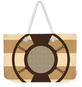 No055 My O Brother Where Art Thou Minimal Movie Poster Weekender Tote Bag