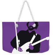 No141 My Eric Clapton Minimal Music Poster Weekender Tote Bag