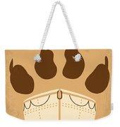 No173 My Life Of Pi Minimal Movie Poster Weekender Tote Bag