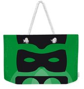 No561 My The Green Hornet Minimal Movie Poster Weekender Tote Bag
