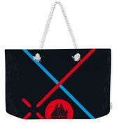 No591 My Star Wars Episode Vii The Force Awakens Minimal Movie Poster Weekender Tote Bag
