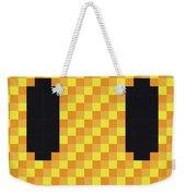 No703 My Pixels Minimal Movie Poster Weekender Tote Bag