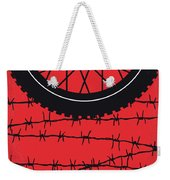 No958 My The Great Escape Minimal Movie Poster Weekender Tote Bag